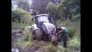Wypadki przy pracy 07 maszyny rolnicze, ciagniki, zakopane, spalone