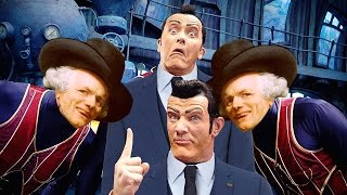 We Are Number One but it's a formal / archaic / verbose version