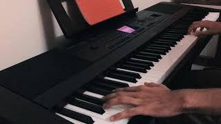 Vaaste Song - Dhvani Bhanushali (Piano Cover)