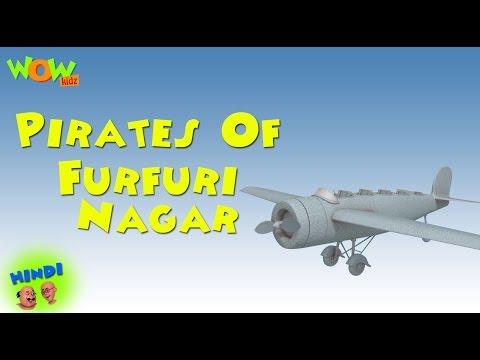 Pirates Of Furfuri Nagar - Motu Patlu in...