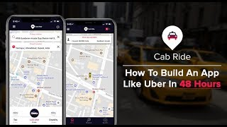Taxi Booking IOS App & Web Dashboard, Complete Solution | Codecanyon