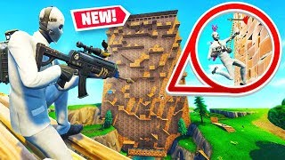 THE WALL (Grapple Run Custom Mode) in Fortnite Battle Royale