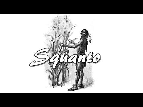 Who was Squanto?