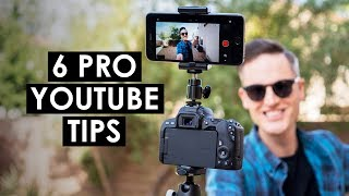 How to Get Better at YouTube — 6 Pro Tips