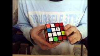 Složení Rubikovy kostky 4x4x4 za 1:30, 71s