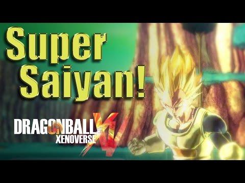 DB XENOVERSE: Como conseguir la habilidad del super saiyan y de super vegeta