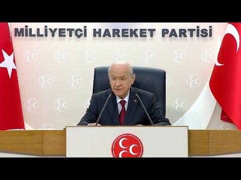 Genel Başkanımız Sn. Devlet Bahçeli'nin Düzenlemiş Olduğu Basın Toplantısı -04 Mayıs 2021- (TAMAMI)