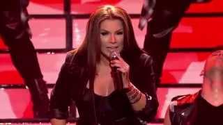 Olga Tañón canta 'Todo lo que sube baja' en 'Yo Soy El Artista' (VIDEO)