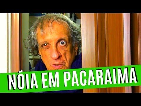 Nóia em Pacaraima
