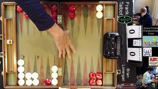 2018 Sunny Florida Backgammon Championship Finals - Brian Lonergan vs Frank Talbot