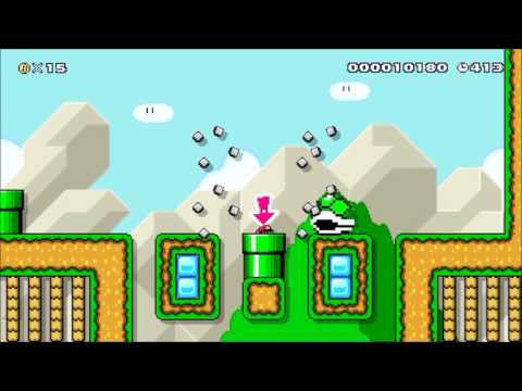 Is cheesing a de-cheese level called dede-cheesing? - Super Mario Maker