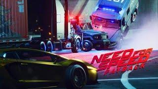 #10 | Это не НФС, а Голливудский ФОРСАЖ! Угон Гелика и Ламбы из золота! Need For Speed Payback