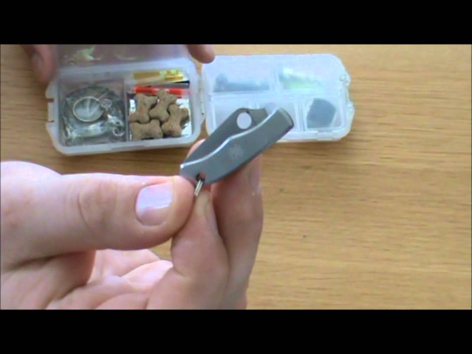 Emergency survival fishing kit youtube for Survival fishing kit