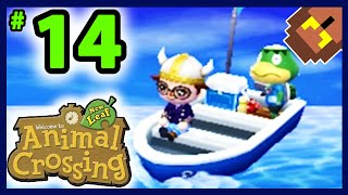 Animal Crossing: New Leaf - PART 14: Island Trip...ping