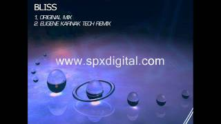 Moorea Blur - Bliss (Original Mix) SPX Digital