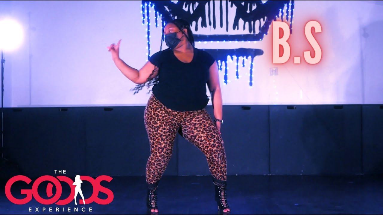 """B.S."" Jhené Aiko ft H.E.R Choreography by Trinica G & Mariah"