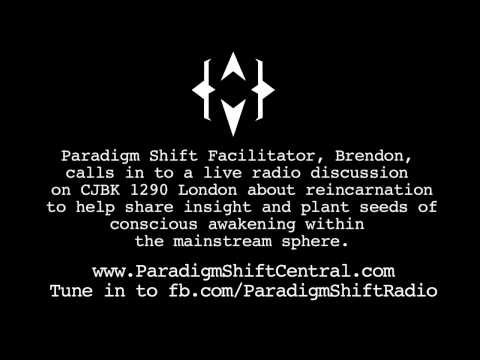 Planting Seeds of Conscious Awakening within the Mainstream Sphere (Reincarnation on Live ...