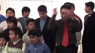 Anaheim Apostolic Youth Choir - Ill Say Yes
