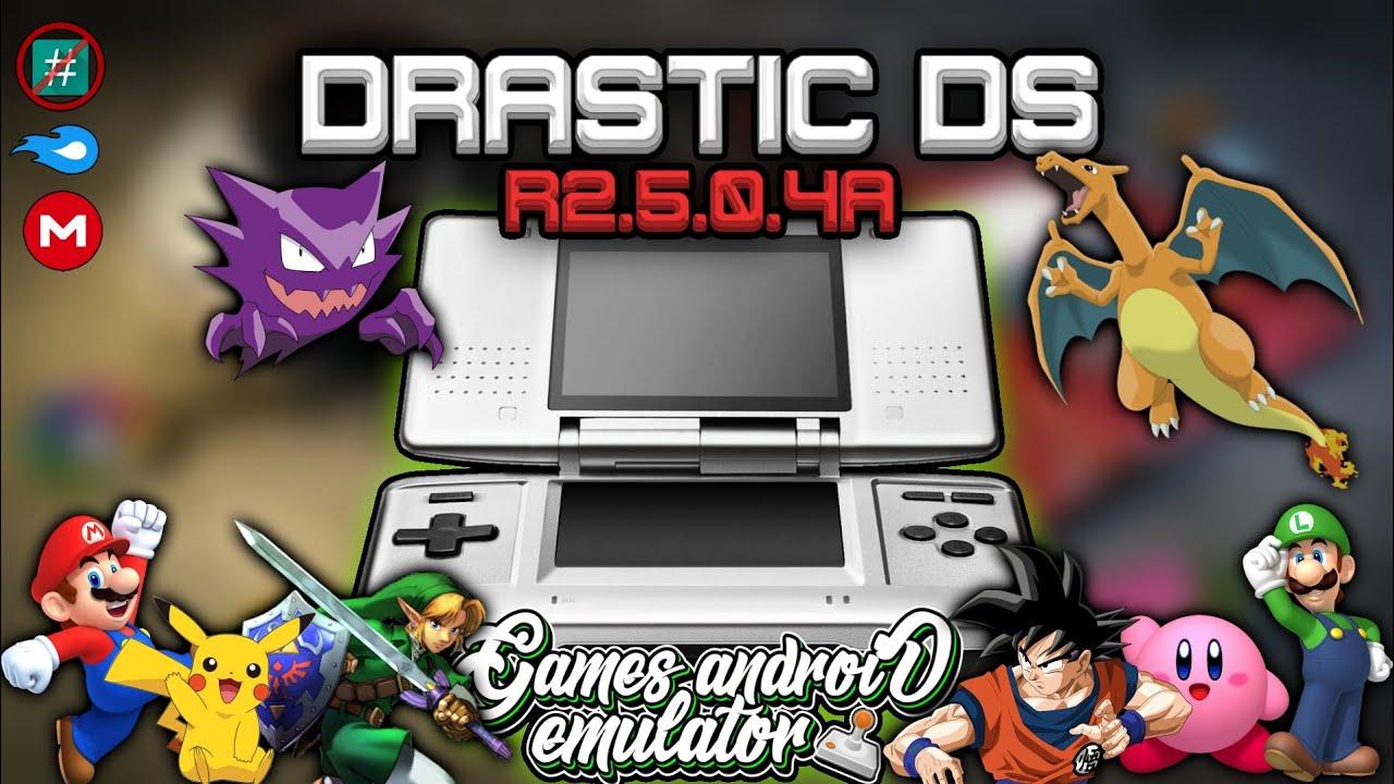 desmume emulator for android free download