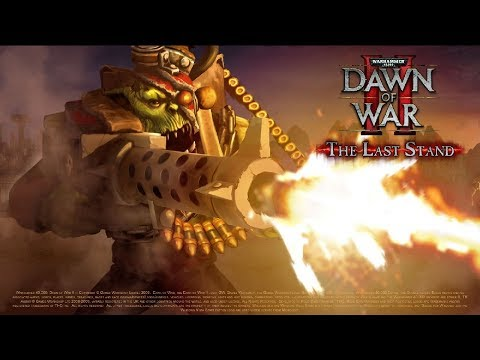 Warhammer 40,000 Dawn Of War 2 - Retribution [153] RUS - The Last Stand - 2020