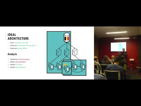 A Case Study in LASP and Distribution at Scale | London Erlang User Group