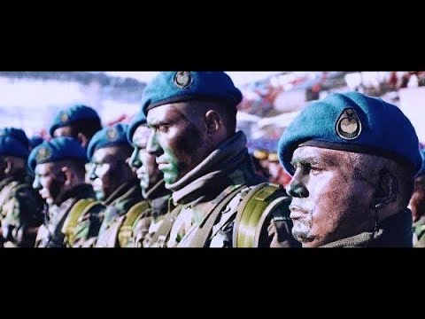 Turkish Commandos - Blue Berets  (Terrorist Hunter)