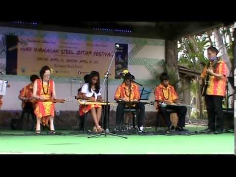 Ke Kula Mele Ensemble - Moloka'i Waltz (2015)