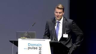 Domain pulse 2018: Begrüßung thumbnail
