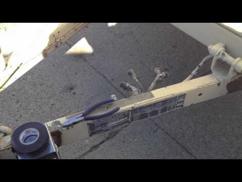 Trailer Wiring M101A2 - YouTube on