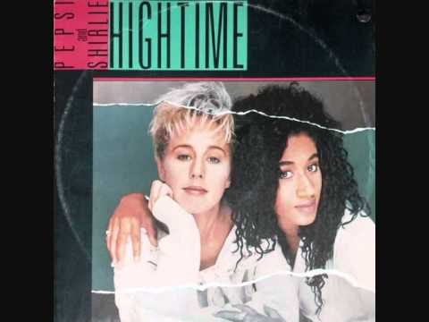 Pepsi & Shirlie - Hightime (Jellybean 12' Remix).1987
