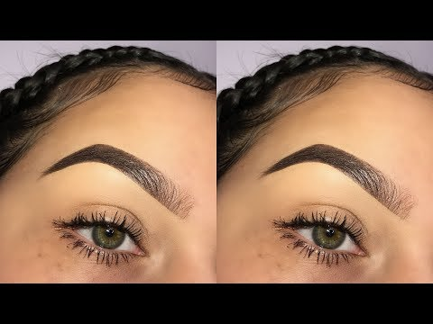 My Eyebrow Routine (Updated) | Anais Rivera
