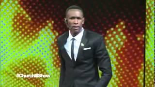 Pastor Kuria on Churchill Show