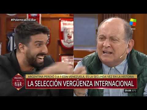 Polémica En El Bar - Programa Completo (22/3/19)