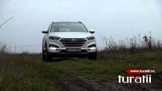 Hyundai Tucson 1.6l T-GDi 4WD 7DCT explicit video 4 of 4