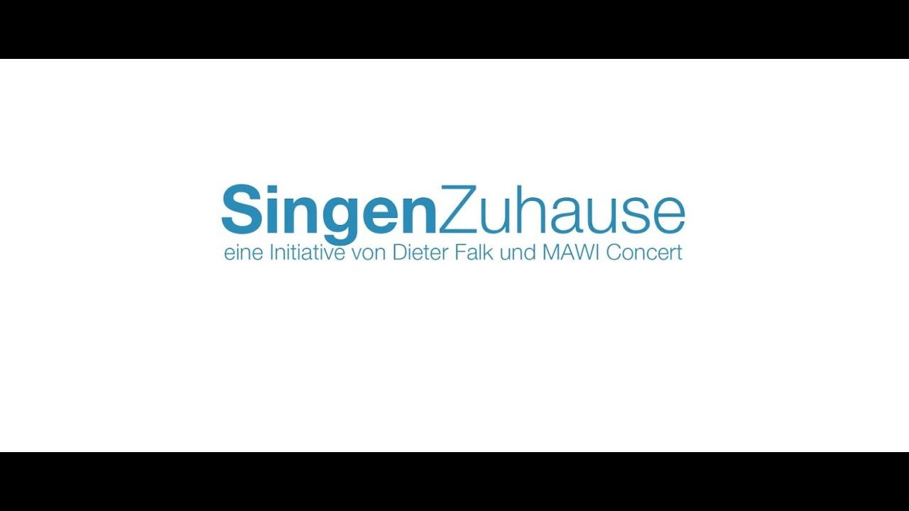 Singen Zuhause Probe 15 Youtube
