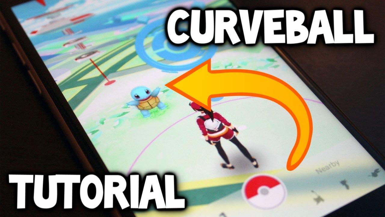 does curveball help catch pokemon