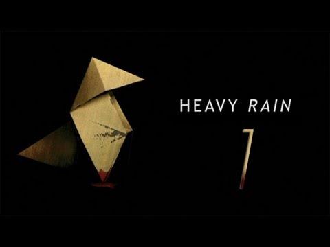 Heavy Rain | Let's Play en Español | Capitulo 1