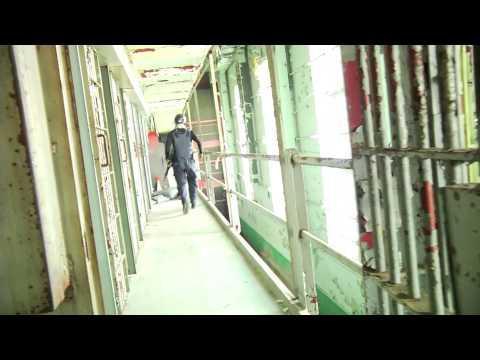 Mock Prison Riot SINGAPORE TEAM
