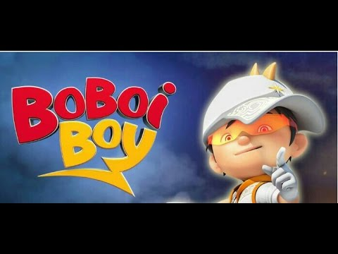 Sahabat sejati Boboiboy Thorn dan Solar