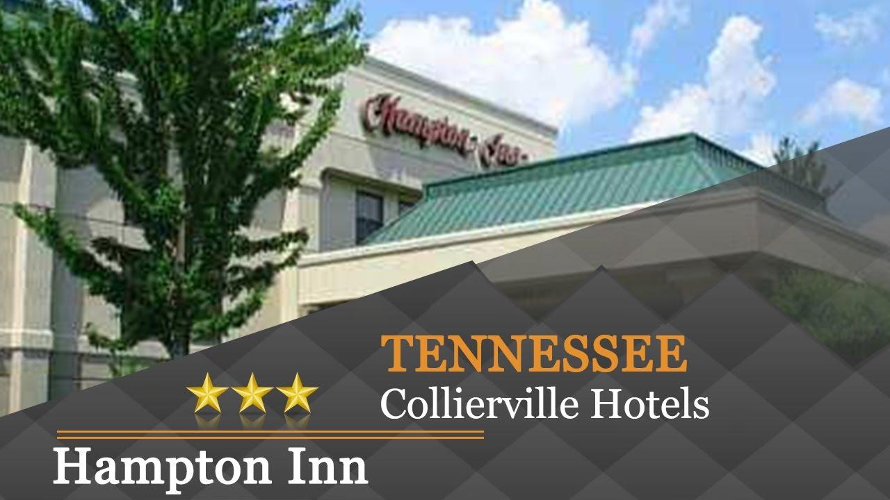 Hampton Inn Memphis Collierville Hotels Tennessee