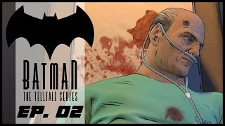 Batman - The Telltale Series - Episode 2 (Children of Arkham)