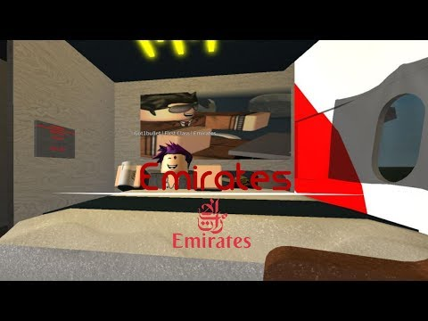[ROBLOX] Emirates Relaunch Flight! A380!