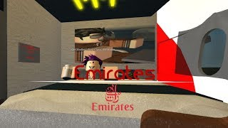 [ROBLOX] Volo Emirates Relaunch! A380!