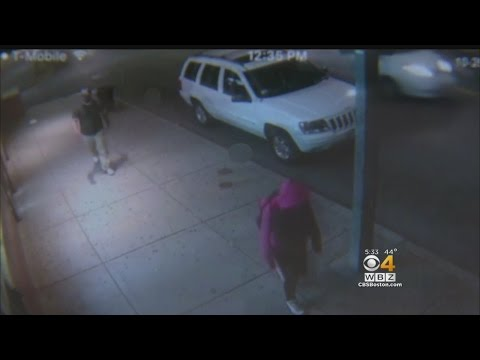 Officers Hope Surveillance Video Will Help Them Catch Would-Be Kidnapper