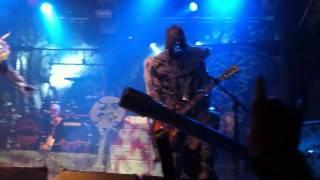 Lordi - Discoevil live @ Nosturi 18/9/2010