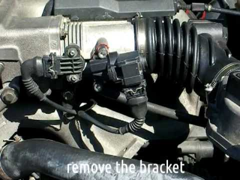 Bmw E36 Diy Idle Control Valve Icv Cleaning Youtube