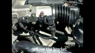 BMW E36 DIY - IDLE CONTROL VALVE ( ICV ) CLEANING