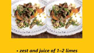 Recipe Asian Squash Salad With Crispy Duck