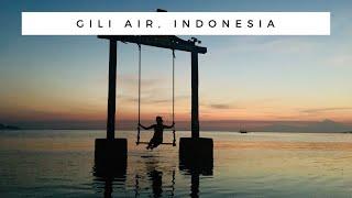 FULL TIME TRAVEL | Exploring Gili Air, Indonesia & more hospital visits