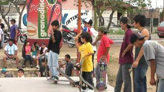 Skate en Palpalá